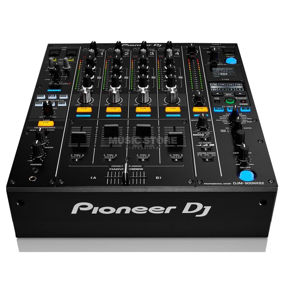Pioneer DJM-900NXS2 DJ Mixer Driver for Windows 10