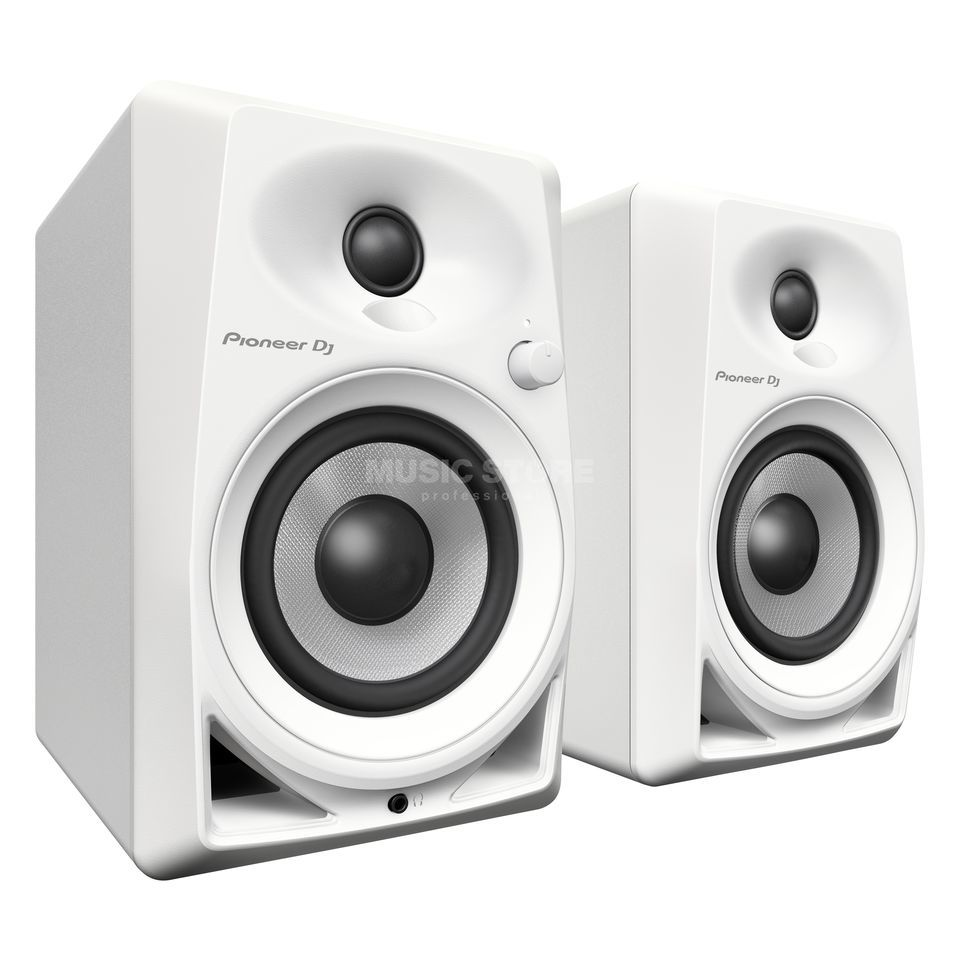 Pioneer DJ DM-40-W Monitor Speaker for DJs Produktbild