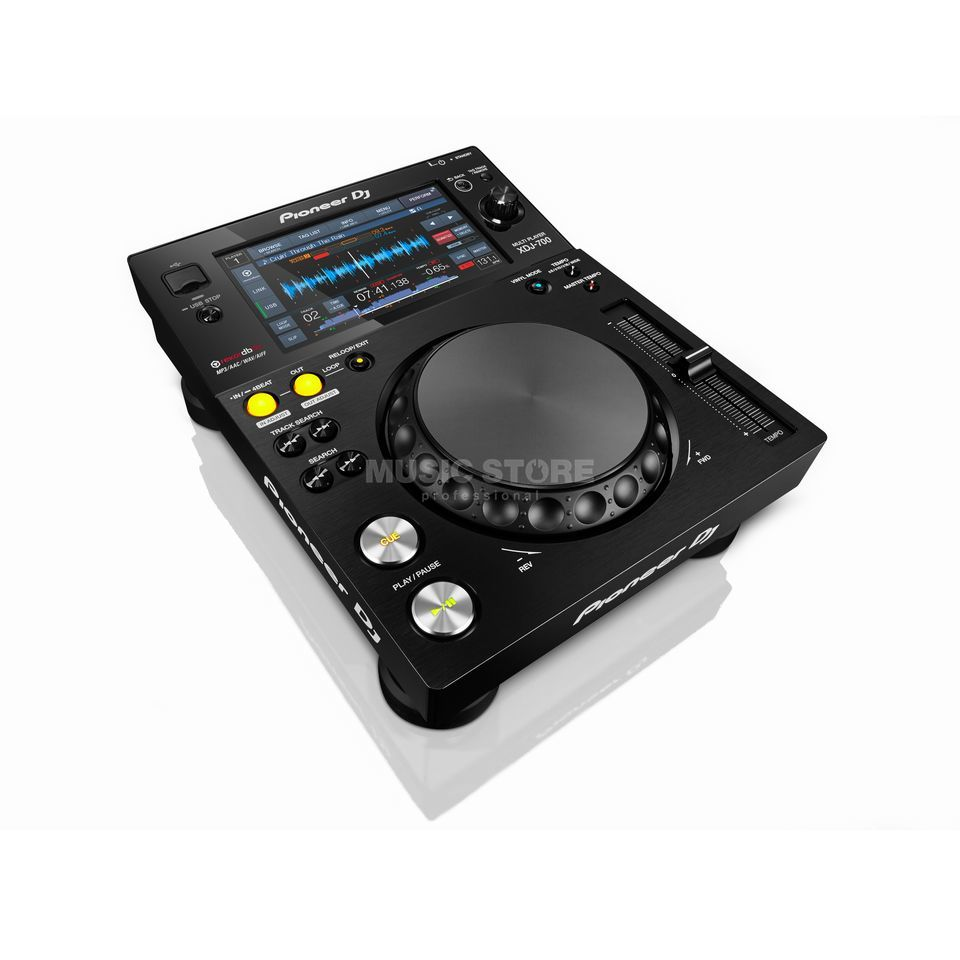 Pioneer XDJ-700 Rekordbox-Player Produktbillede
