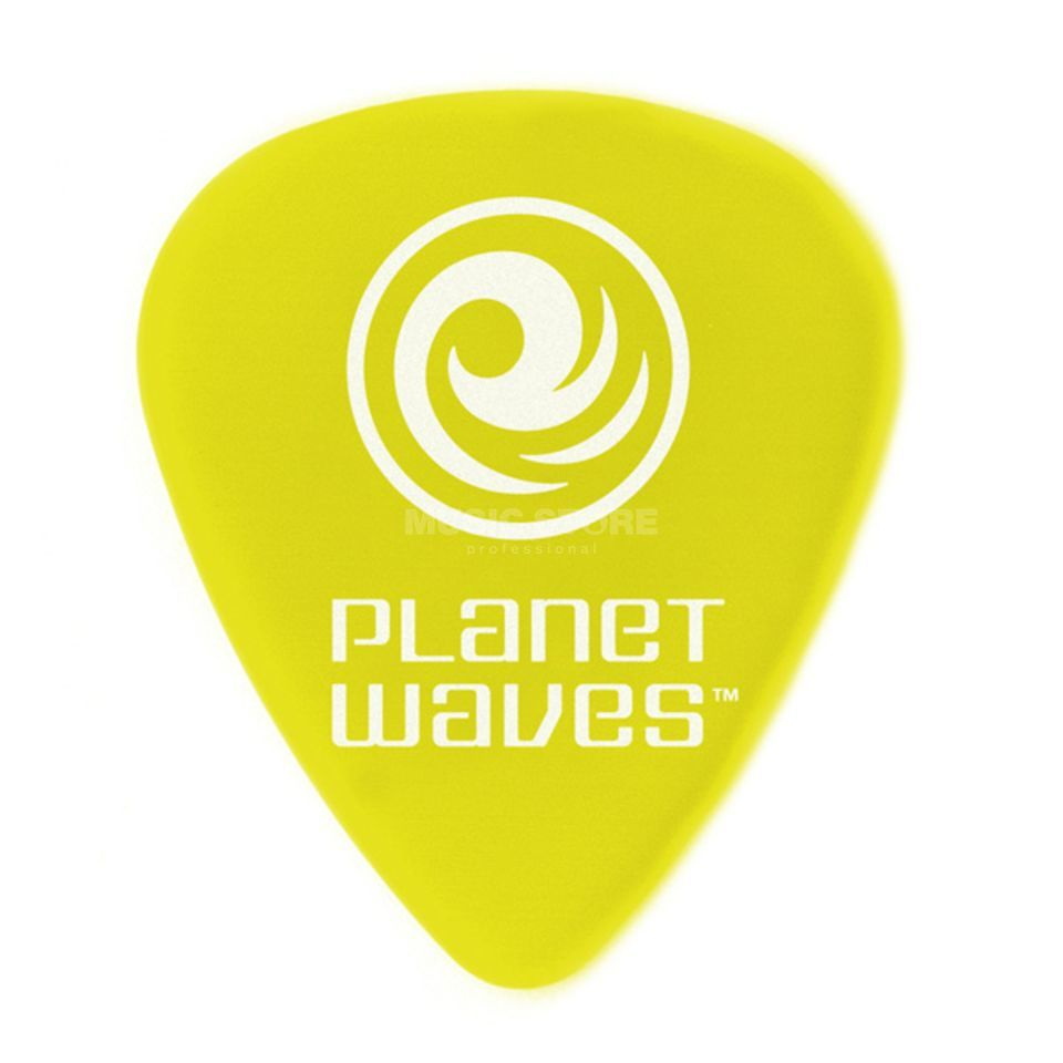 Planet Waves Duralin Precision Picks 0.70mm 10-Pack, 6DYL3-10 Produktbillede