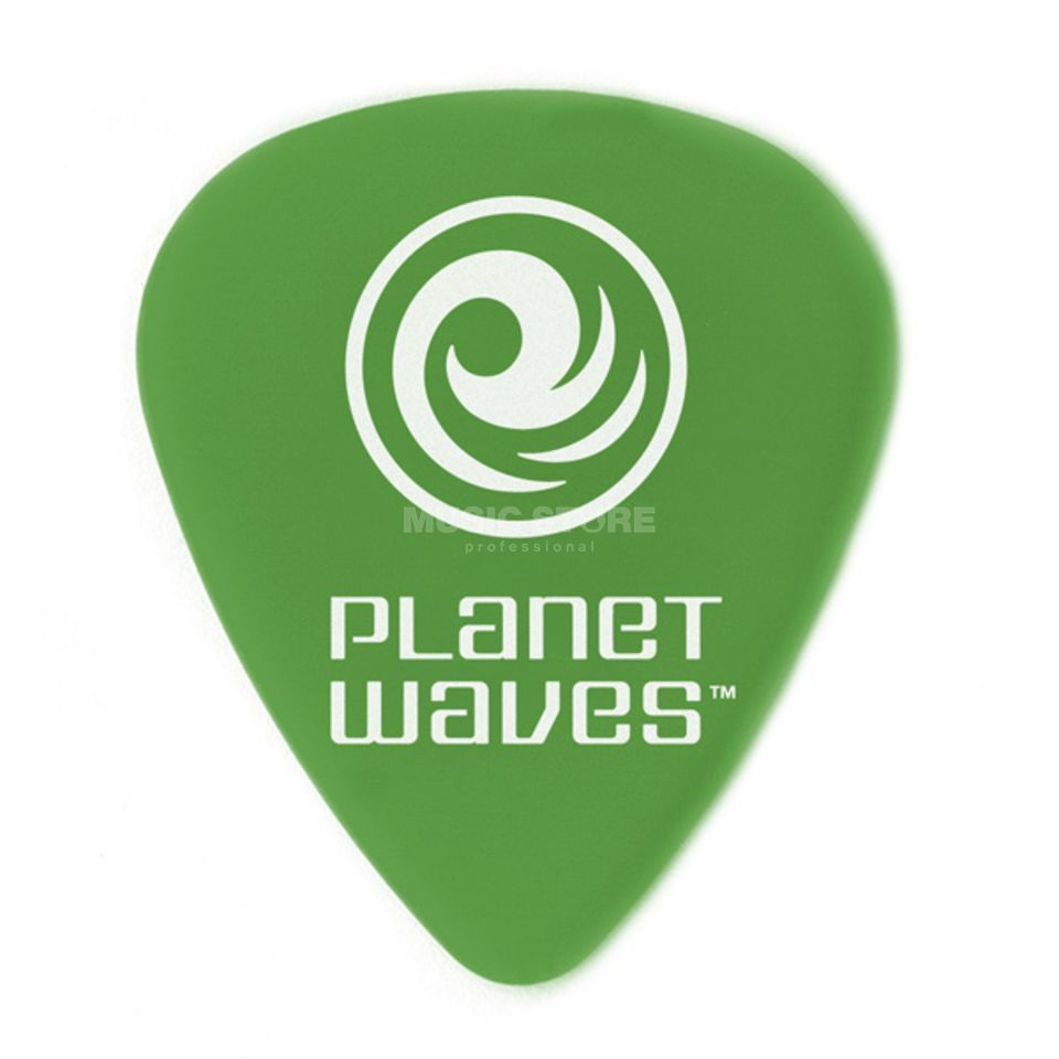 Planet Waves Duralin Precision Picks 0,85mm 10-Pack, 6DGN4-10 Produktbild