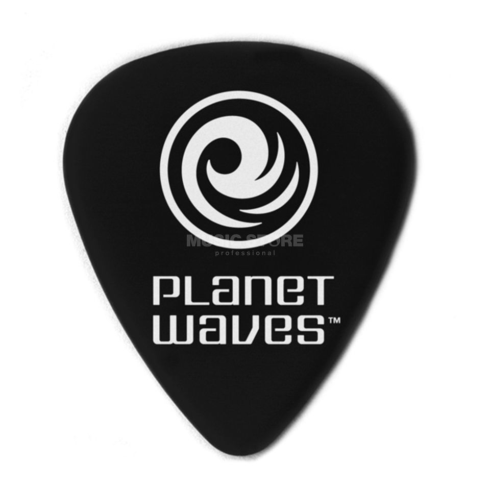 Planet Waves Duralin Precision Picks 1,50mm 10-Pack, 6DBK7-10 Produktbild