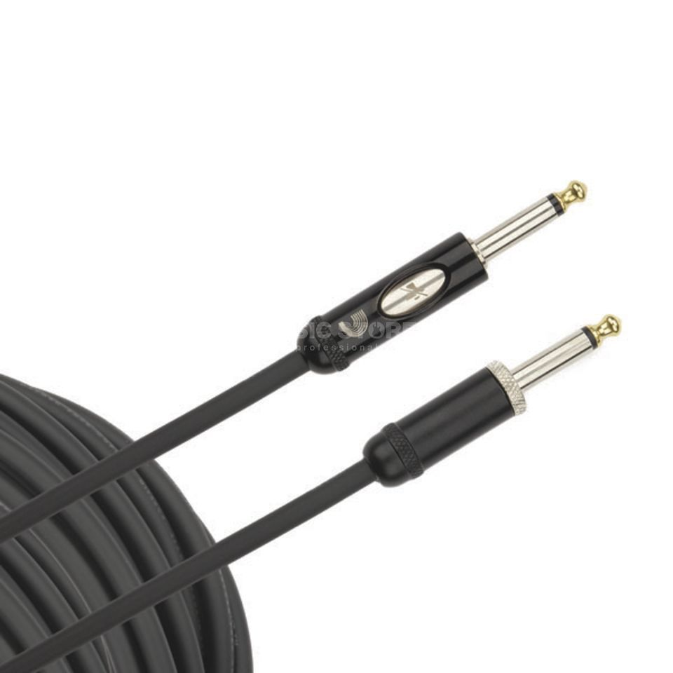 Planet Waves Kill Switch Instr. Cable 6m American Stage PW-AMSK-20 Produktbillede