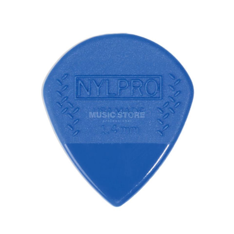 Planet Waves Nylpro Picks 1,14mm 10-Pack, 3NPR7-10 Produktbild