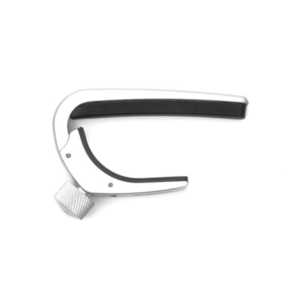 Planet Waves PW-CP-02S NS Capo Silver  Produktbillede