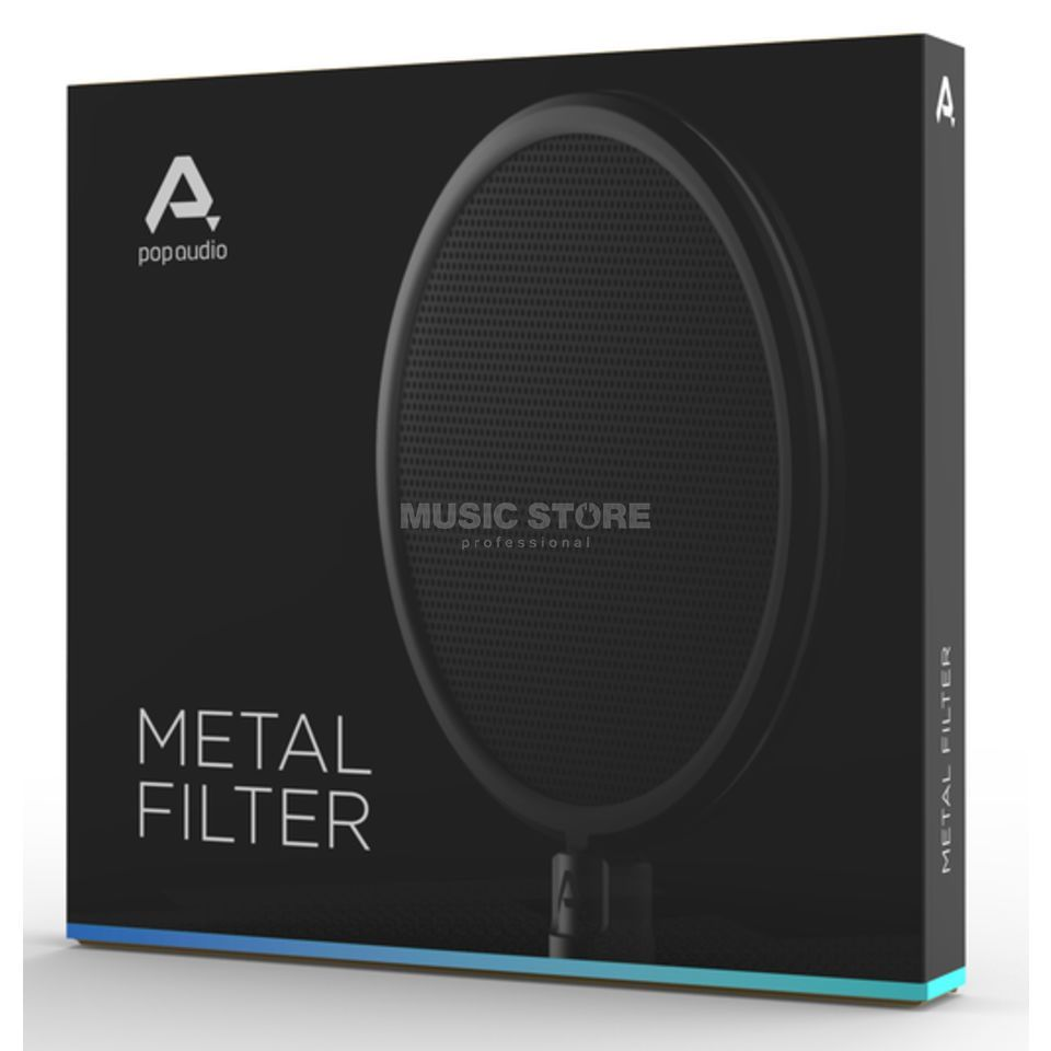 Pop Audio Metal (without gooseneck) Produktbillede