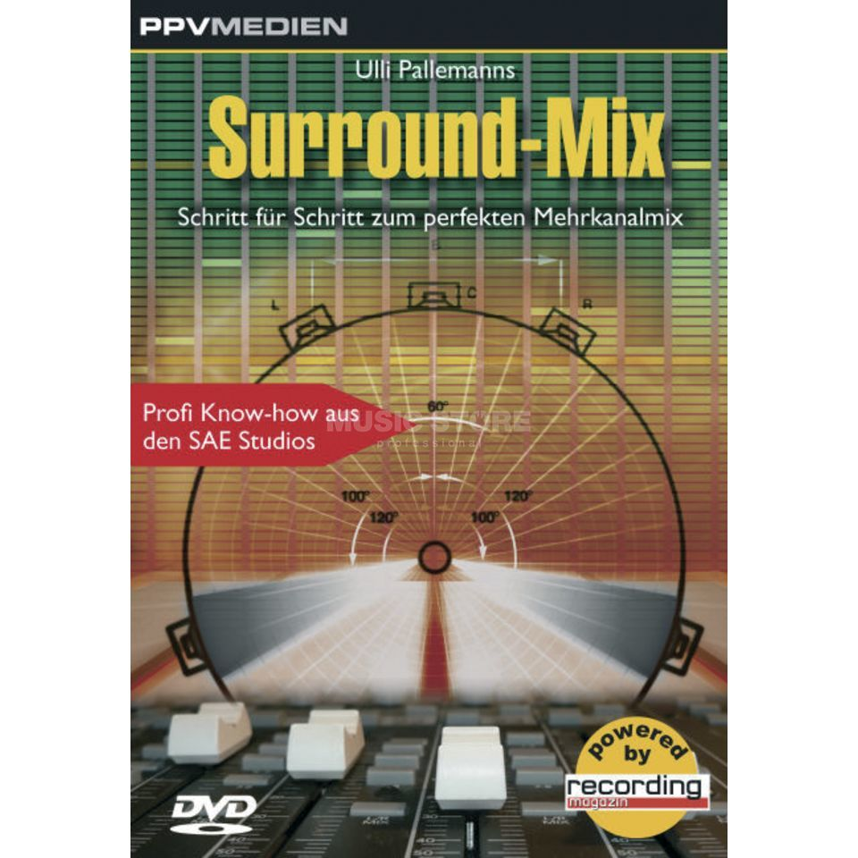 PPV Medien Surround-Mix DVD, Ulli Pallemanns Produktbild