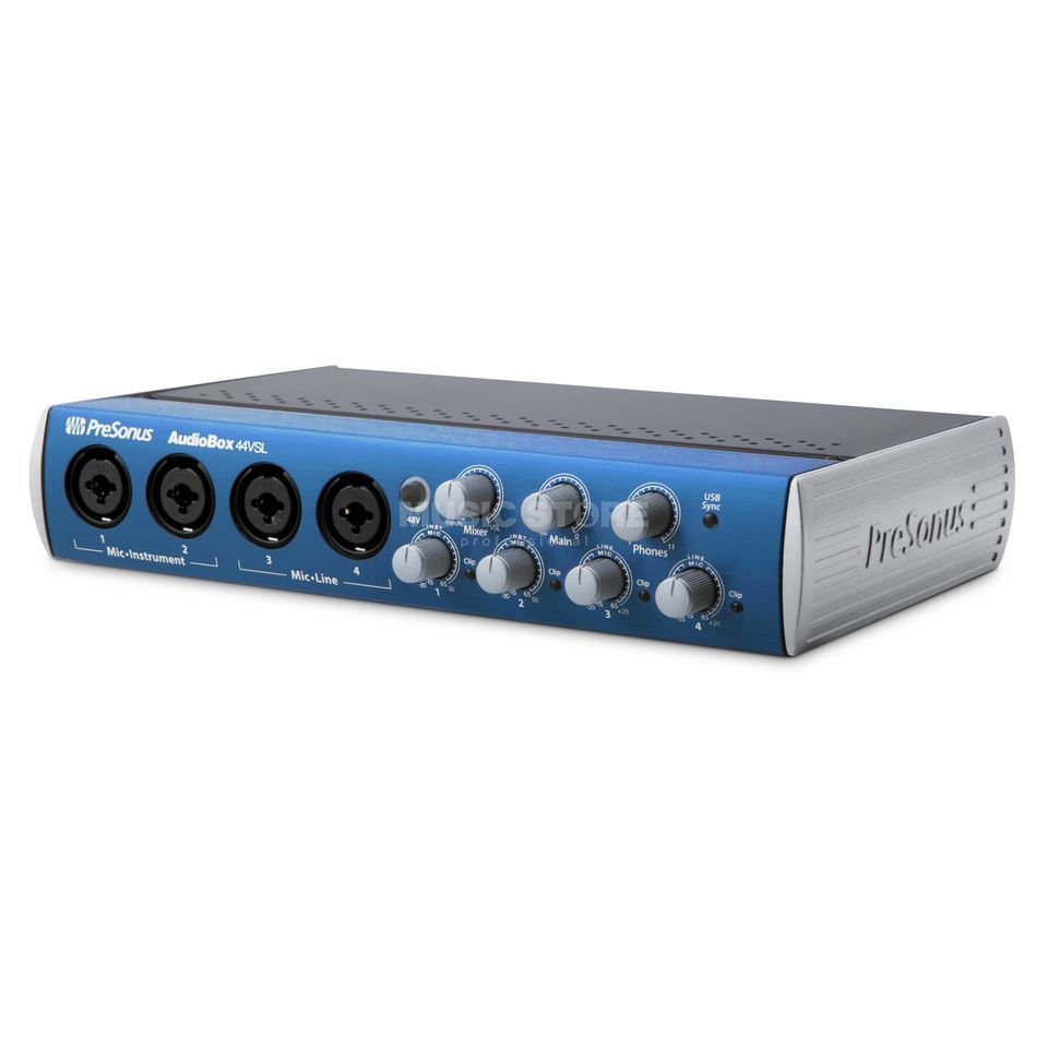 Presonus AudioBox 44VSL  Produktbild