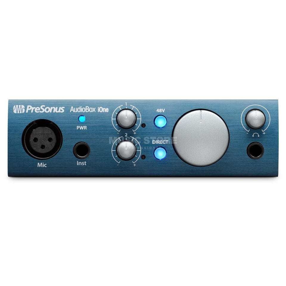 Presonus AudioBox iOne  Produktbild