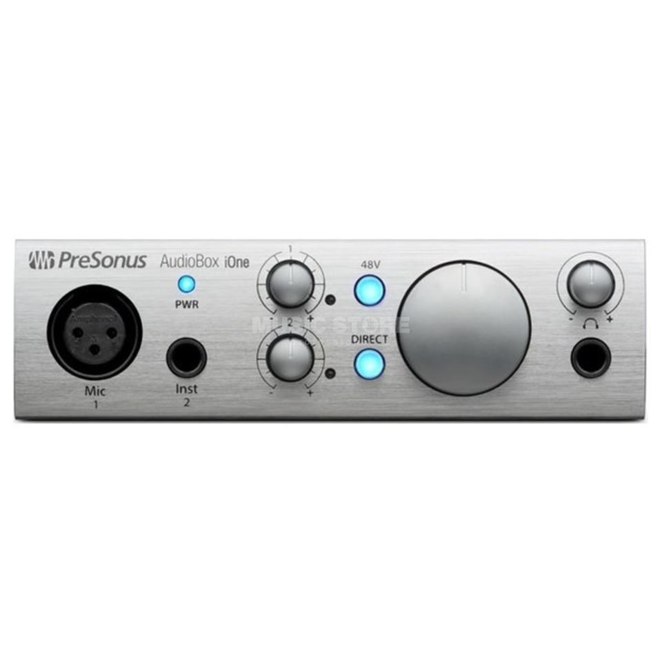 Presonus Audiobox iOne Platinum  Produktbild
