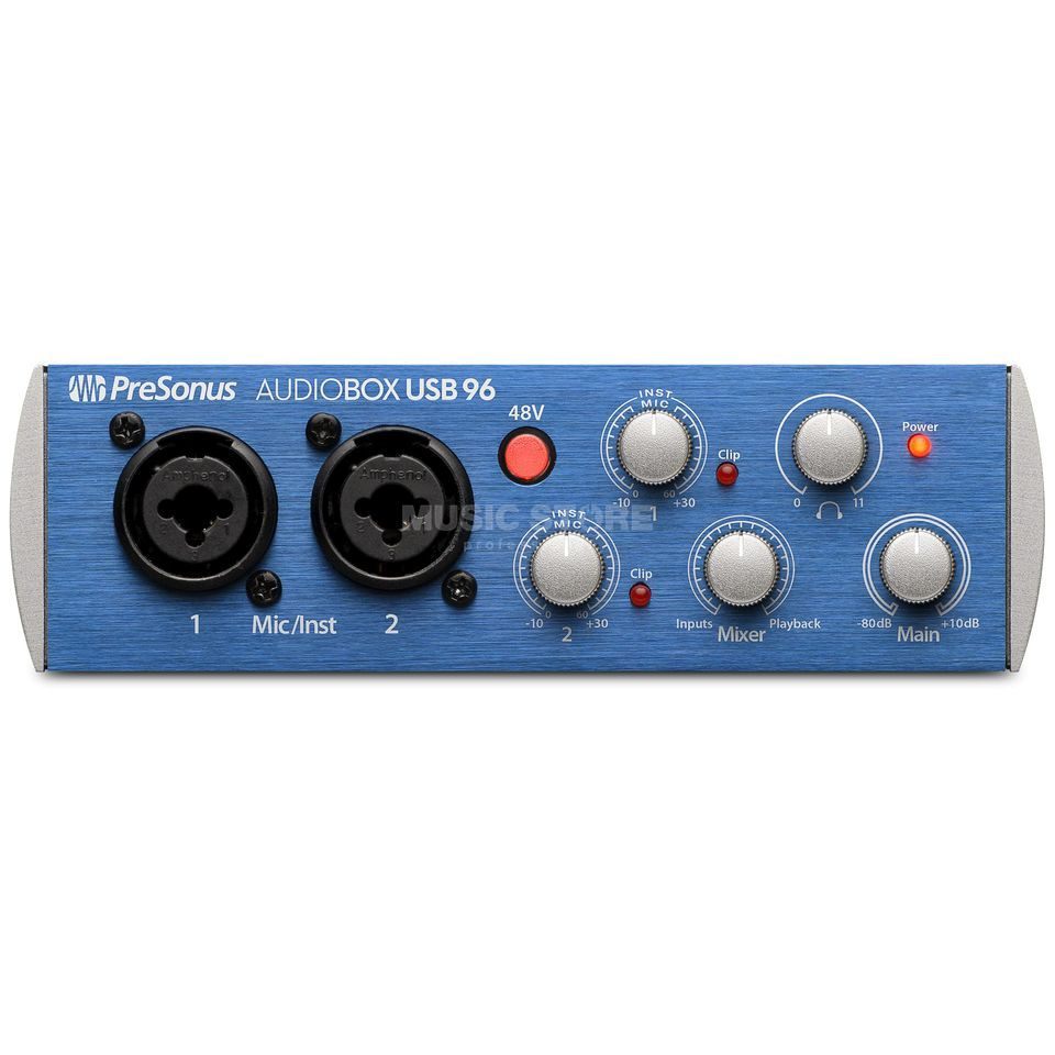 Presonus AudioBox USB 96 Produktbild
