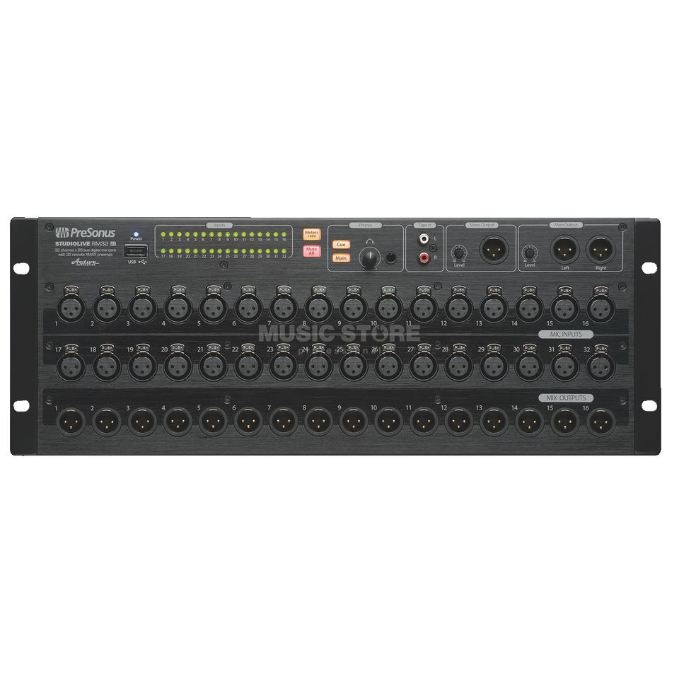 Presonus RM32AI Rack-Mixer with Total Recall Produktbillede
