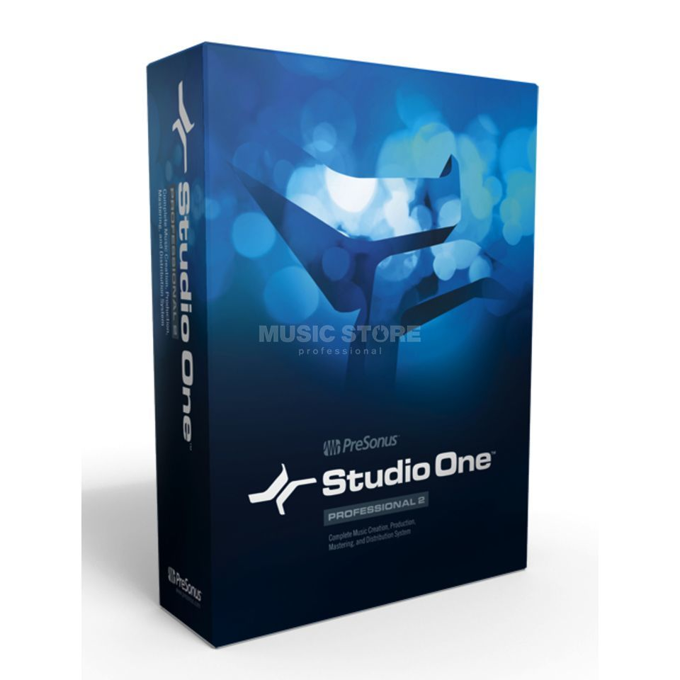 Presonus Studio One Crossgrade To Professional V2.0 Produktbillede