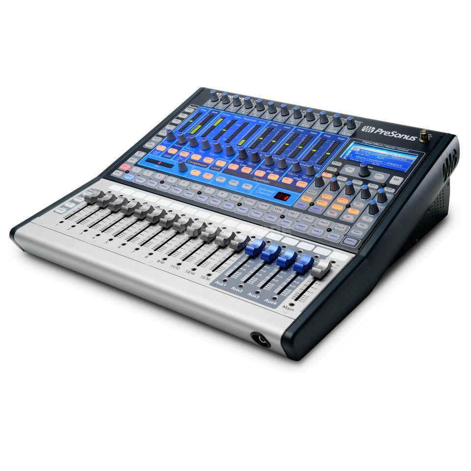 presonus studiolive 16 0 2 performance recording digital mixer. Black Bedroom Furniture Sets. Home Design Ideas