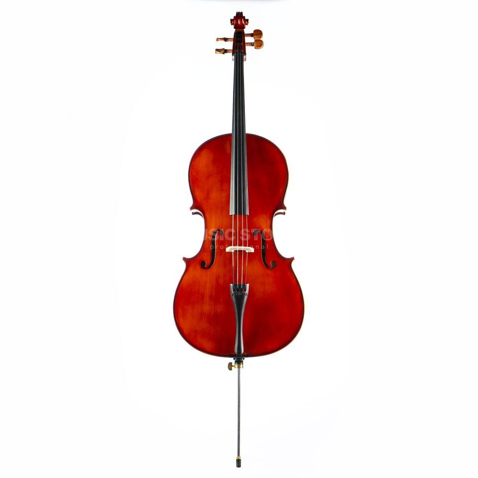 Primavera 90 - 3/4 Cello outfit CF015 incl. Case and Bow Product Image