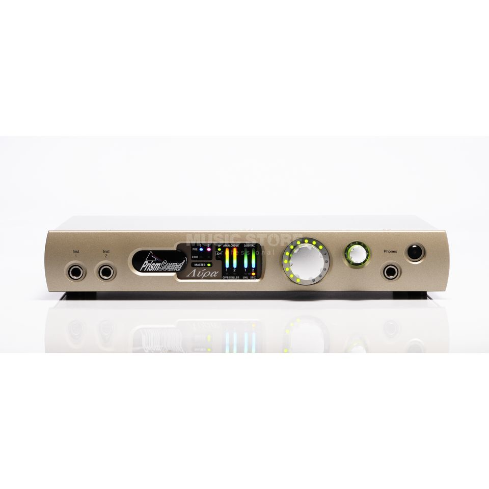 Prism Sound Lyra-2 USB Recording Inteface Product Image