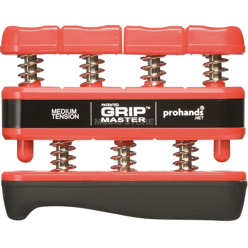 Pro Hands Gripmaster Medium red Produktbild