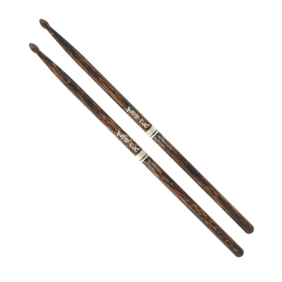 Promark TX5BW-FG Classic 5B FireGrain Drum Sticks