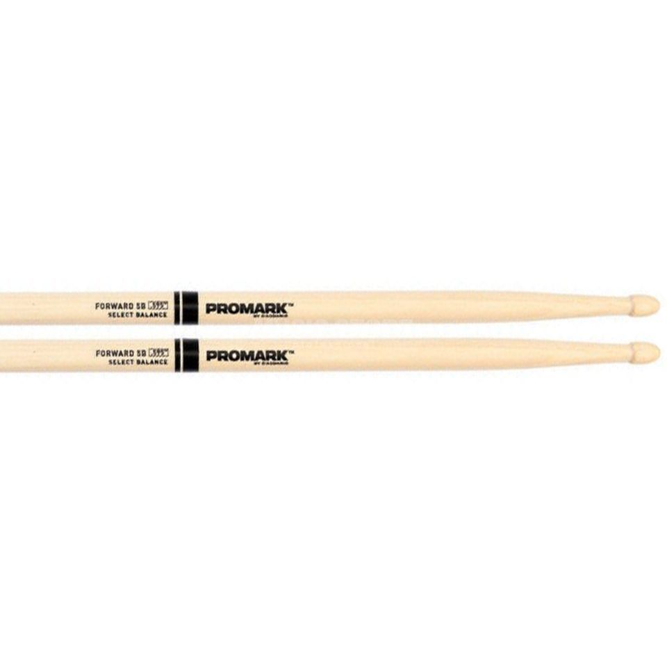 PRO-MARK Select Balance Sticks FBH595AW Forward Balance, Acorn Tip Imagem do produto