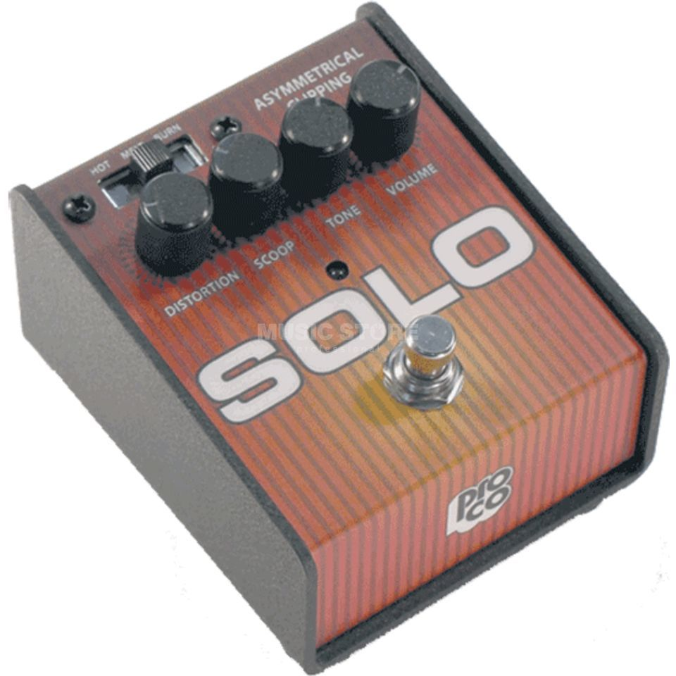 PROCO Solo Distortion  Produktbillede
