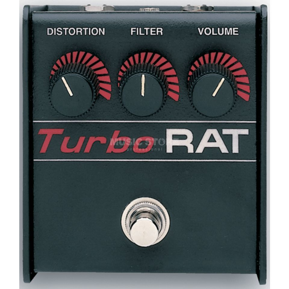 PROCO Turbo Rat Distortion Produktbild