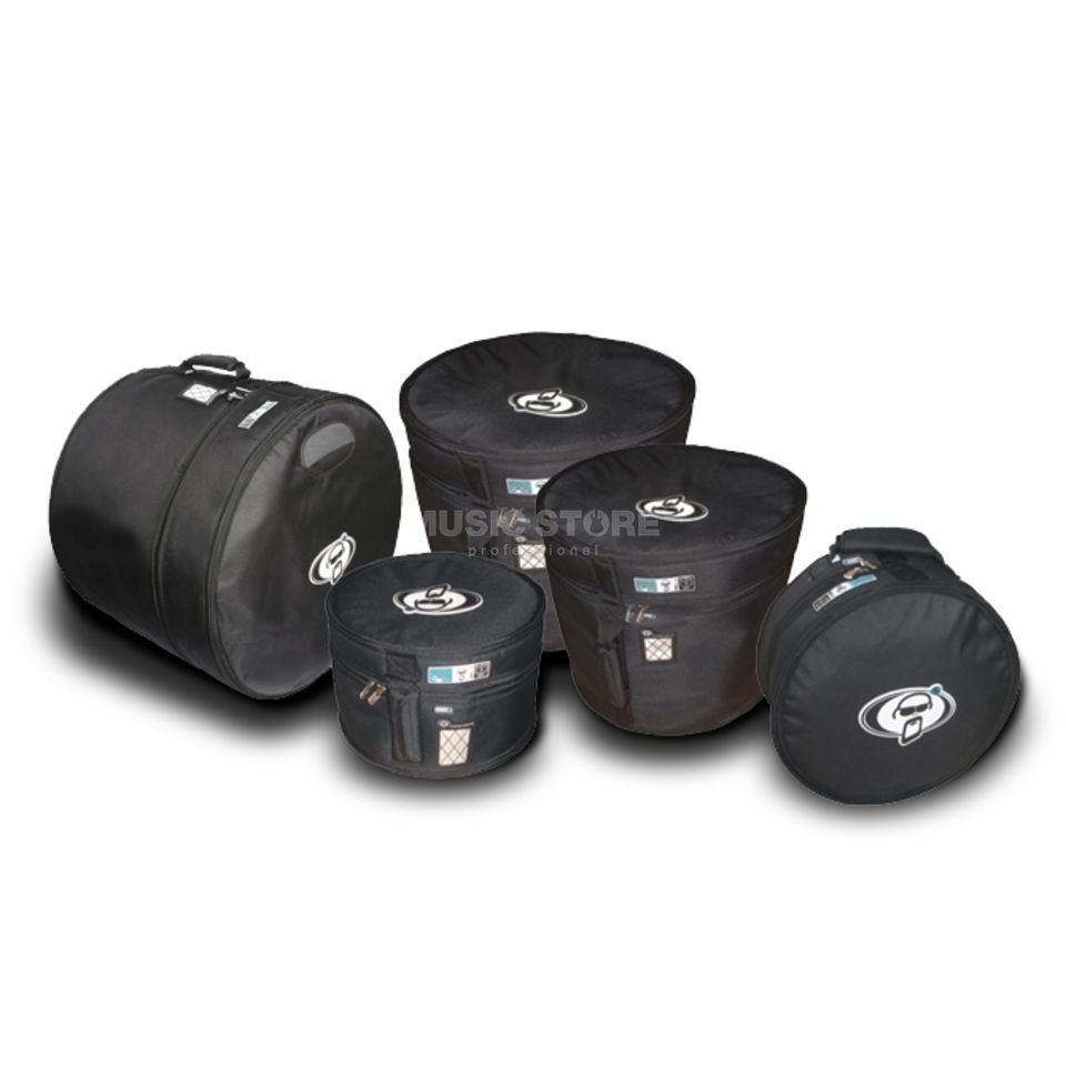 "Protection Racket BagSet SET 4, 22""x18"", 12""x9"", 14""x14"", 16""x16"", 14""x6,5"" Produktbillede"