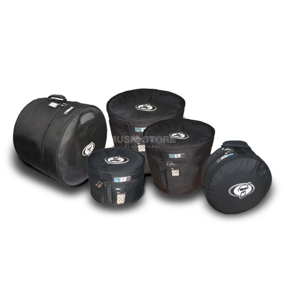 "Protection Racket BagSet SET 6, 24""x18"",13""x10"", 16""x16"", 18""x16"", 14""x6,5"" Produktbillede"