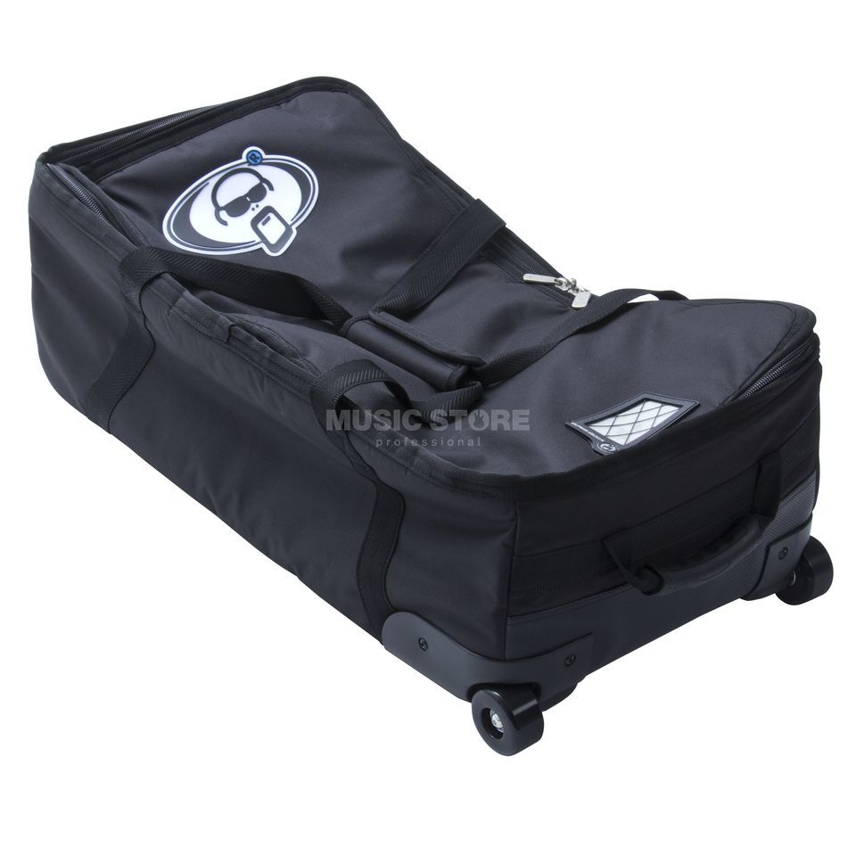 "Protection Racket Hardware Bag 5028W-09 w/wheels 28""x14""x10"" Product Image"
