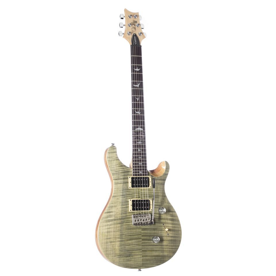 PRS SE Custom 24 2018 Trampas Green Изображение товара
