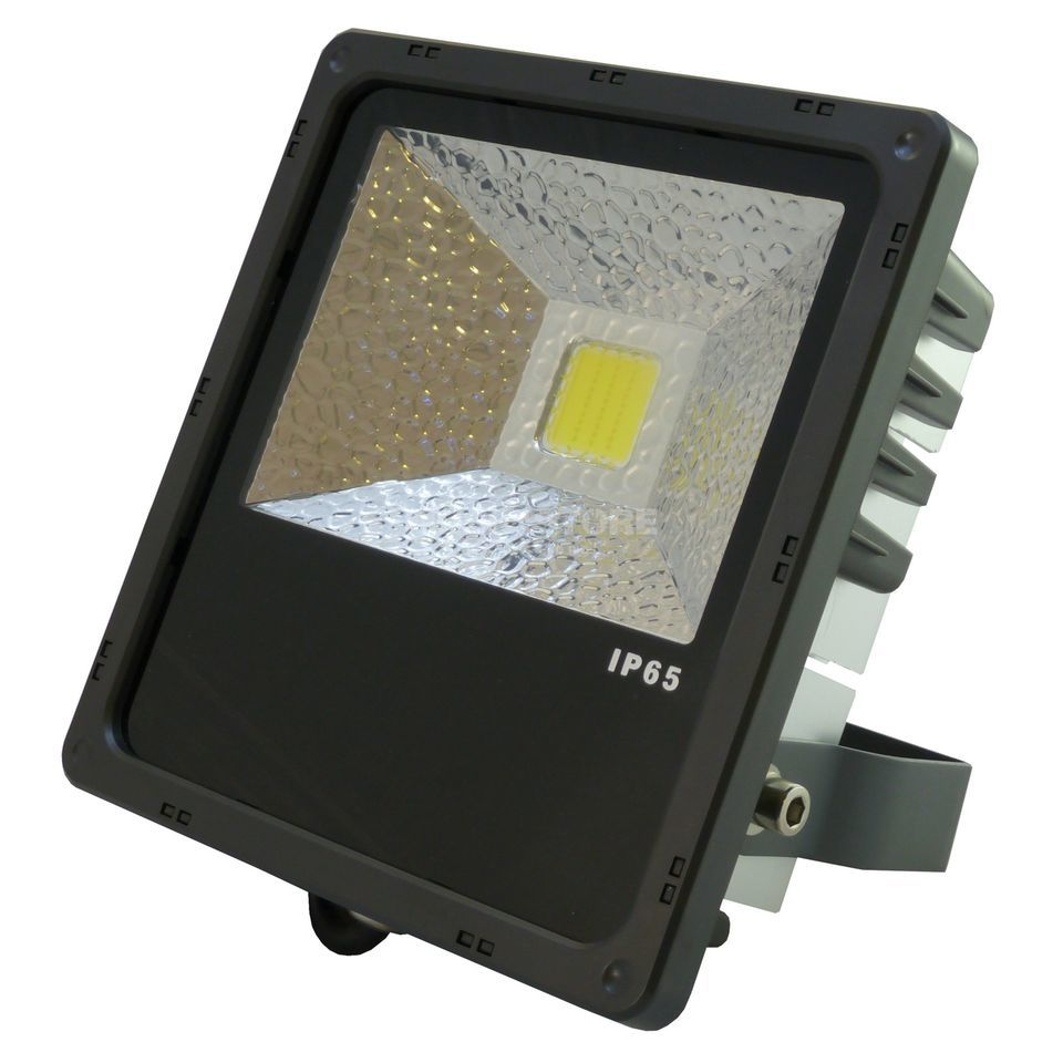 PTL LED Flood PRO 30W warm weiss IP 65, 30W COB LED, 120° Produktbild