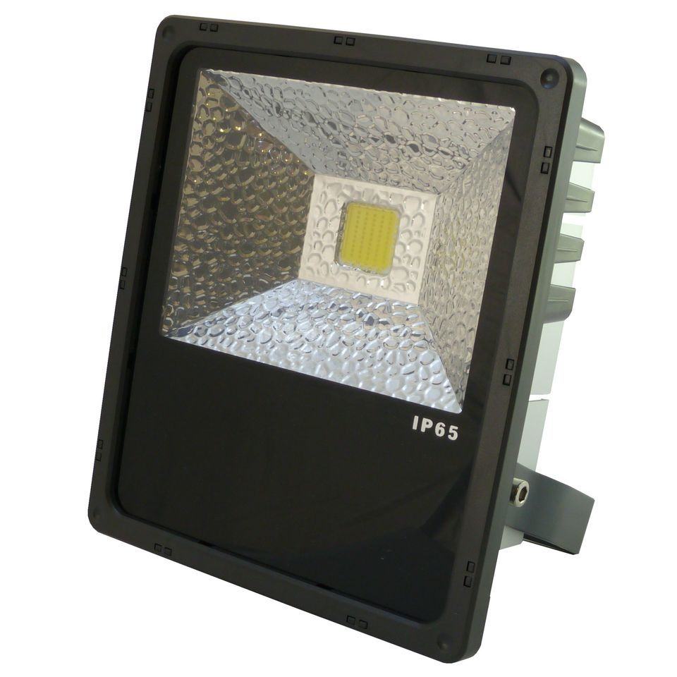 PTL LED Flood PRO 50W kalt weiss IP 65, 50W COB LED, 120° Produktbild