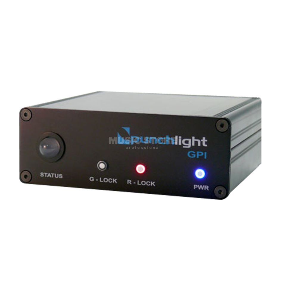 Punchlight GPI Switching Interface für Pro Tools SYNC HD Produktbild