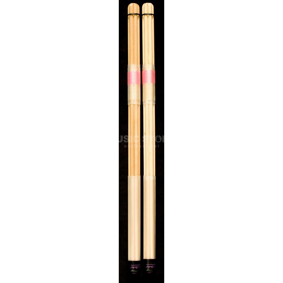QPercussion QSticks Purple 2B, Natural Produktbillede