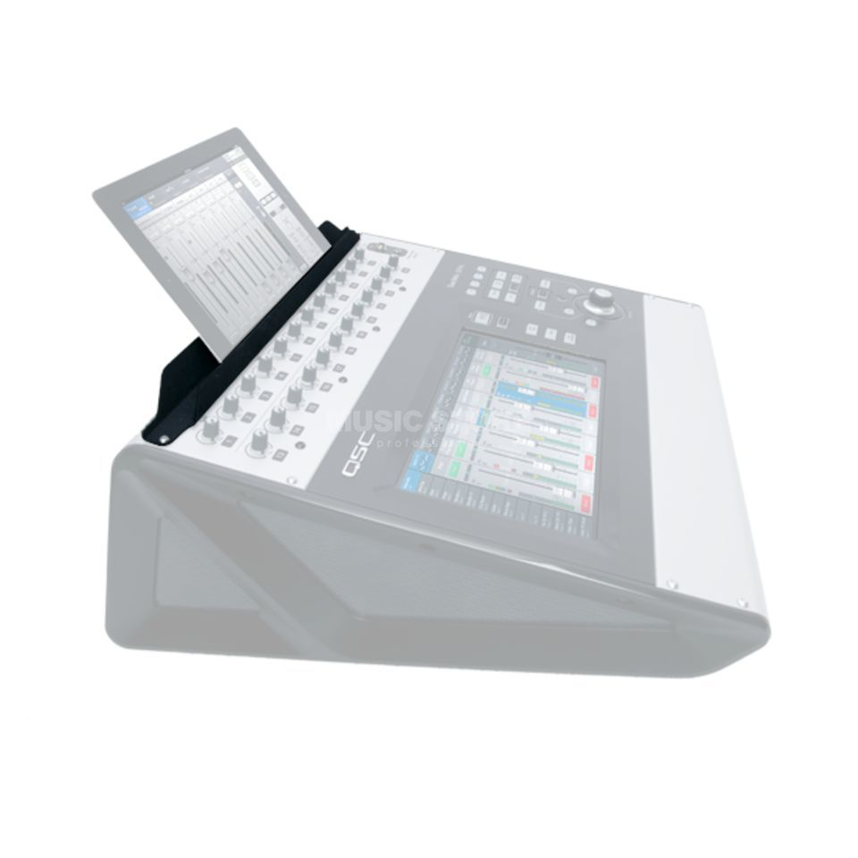 QSC TS-1 Tablet Support Stand TouchMix-30 Pro Product Image