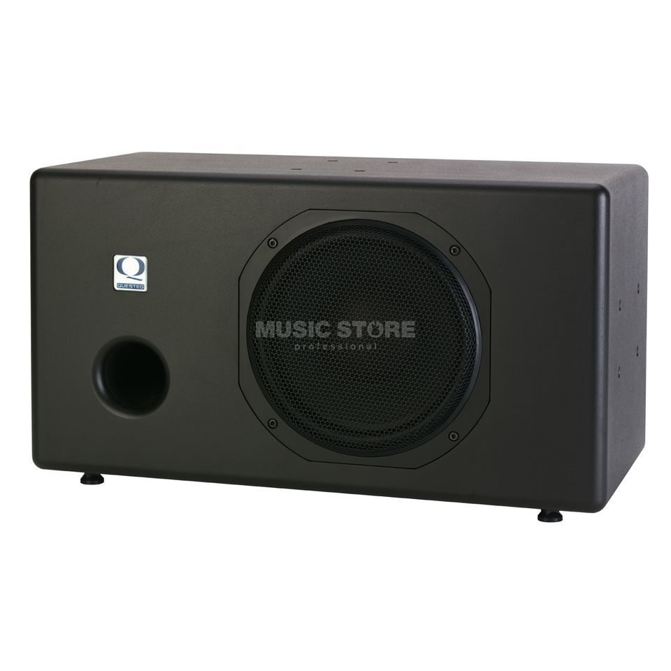 "Quested SB10R 10"" Subwoofer Produktbild"