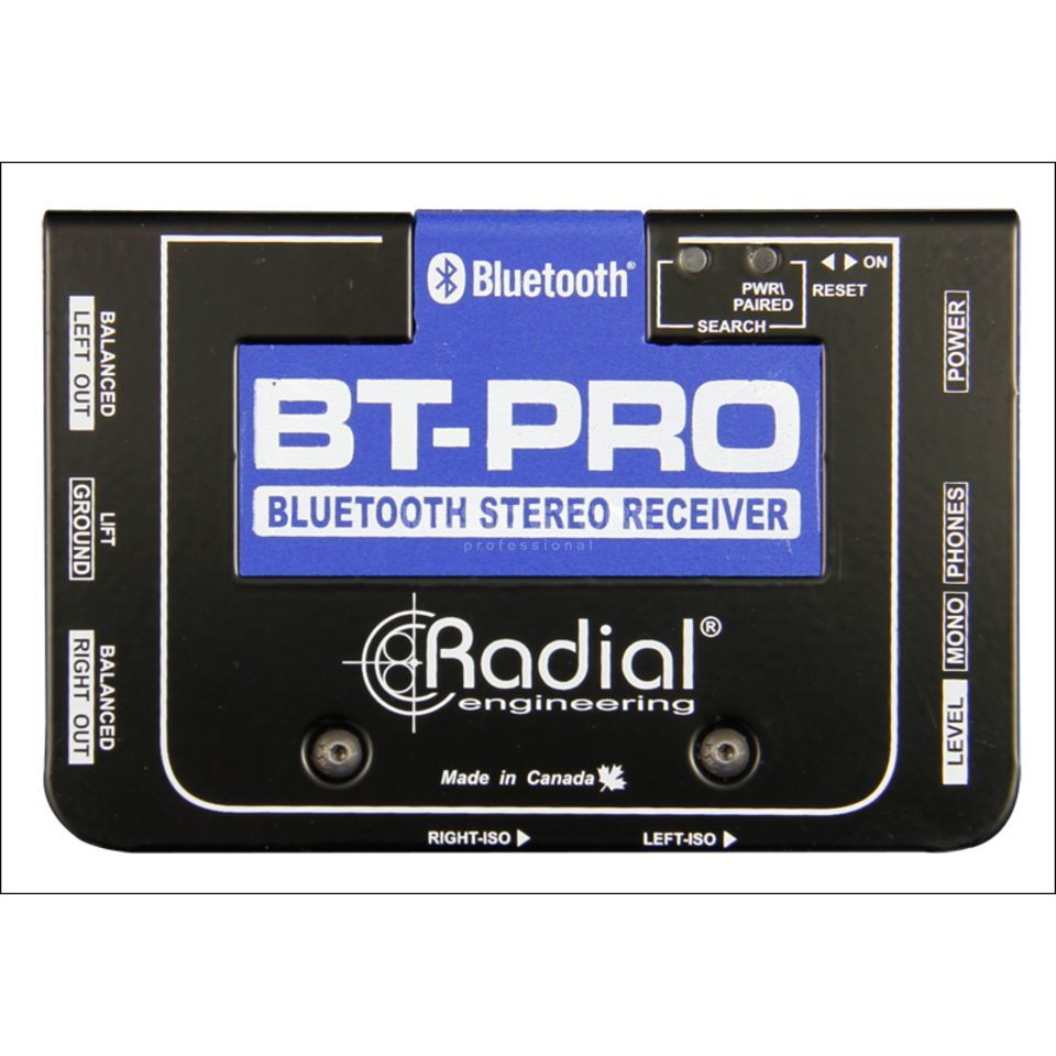 Radial BT-Pro Bluetooth Direct Box Изображение товара