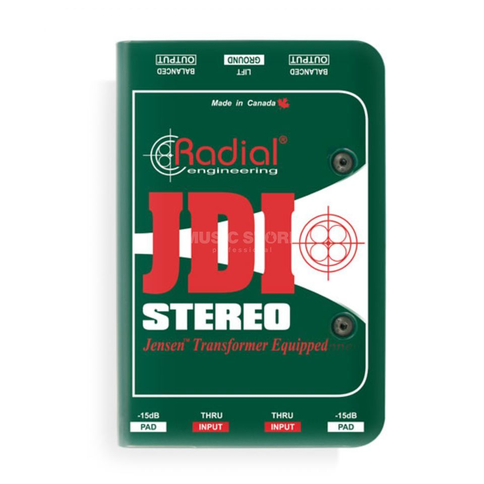 Radial JDI Stereo Product Image