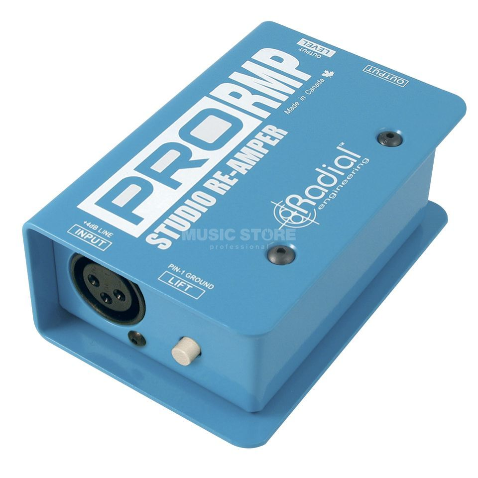 Radial Pro RMP Passive Re-Amping Box  Produktbillede