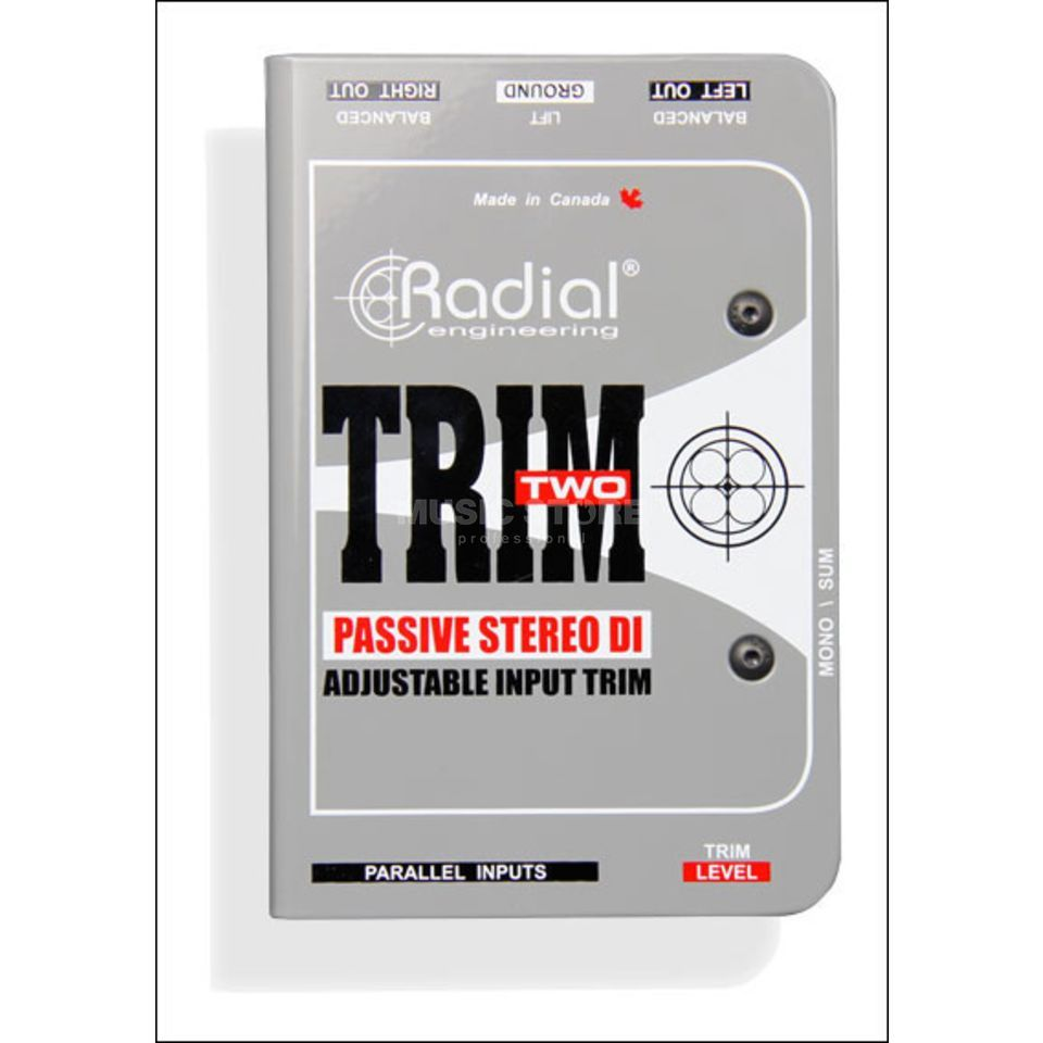 Radial Trim-Two Image du produit