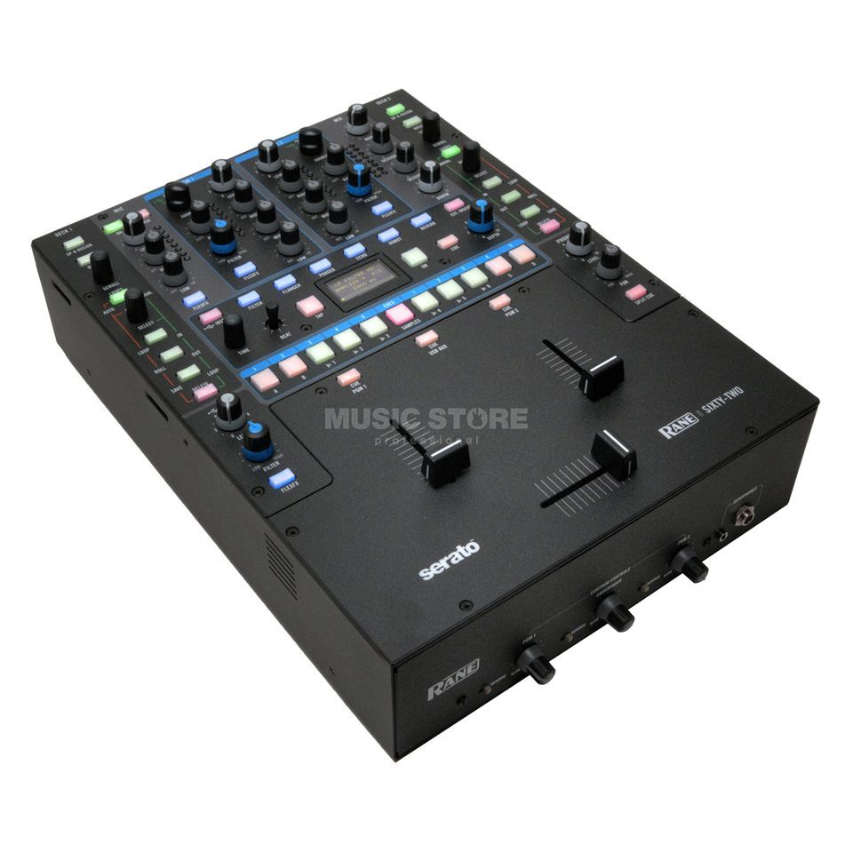 Rane Sixty-Two Advanced Battle Mixer Produktbillede