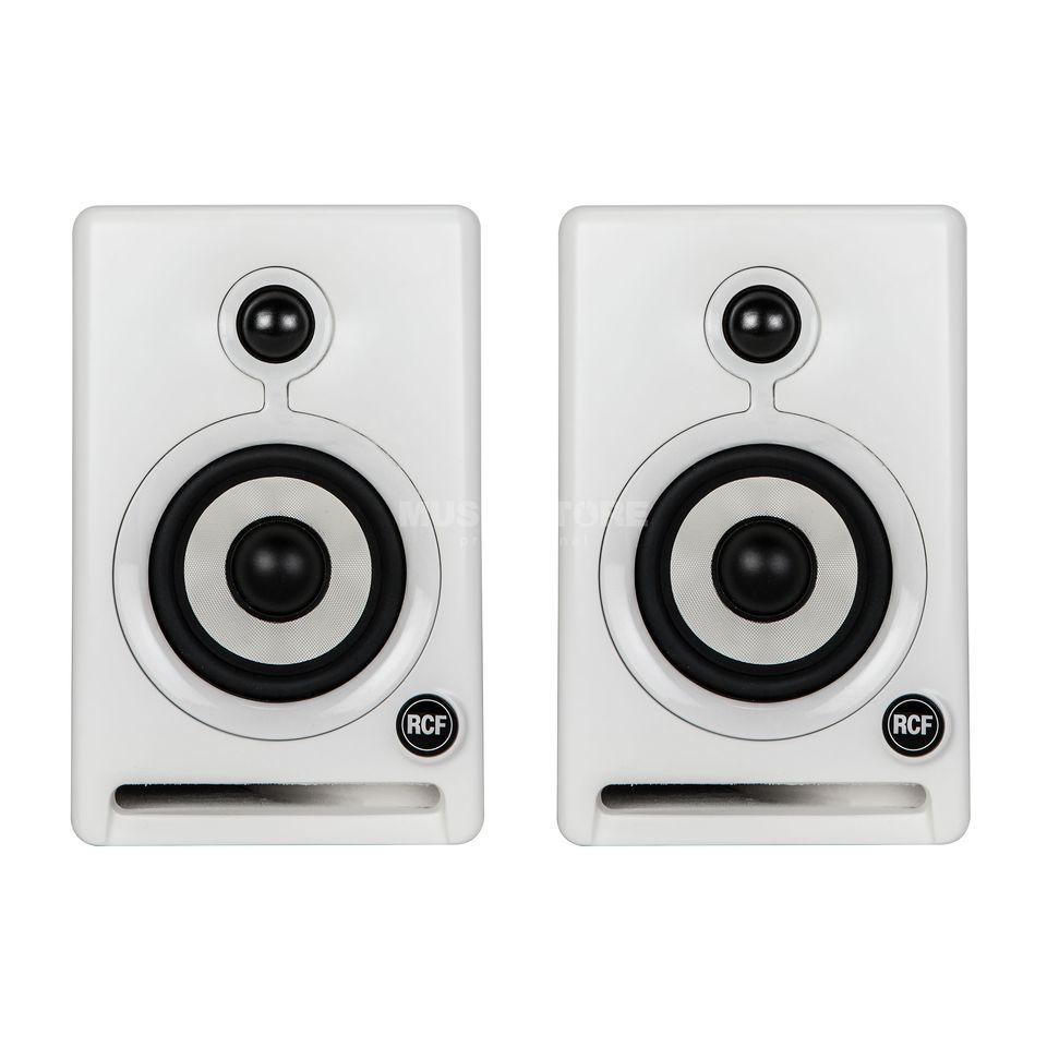 RCF Ayra 4 Studio Monitor, white 2-way active Produktbillede