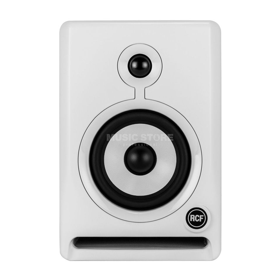RCF Ayra 5 Studio Monitor, white 2-way active Produktbillede