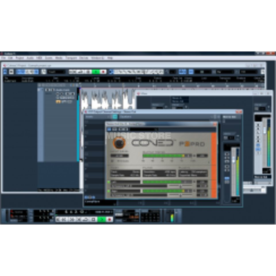 Real Sound Lab Coneq P8 PRO Softwareequalizer RTAS+VST, 4096 TAPS/Filter,8ch Produktbild