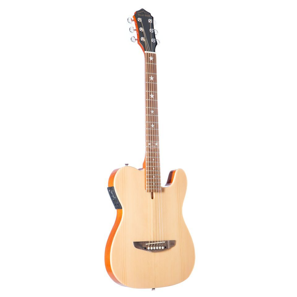 Red Hill MEC-01 Electric-Acoustic Steel Guitar Product Image