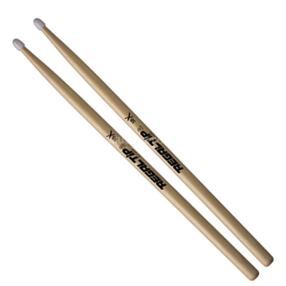 Regal Tip 5B X-Series Sticks, Hickory, Wood Tip Productafbeelding