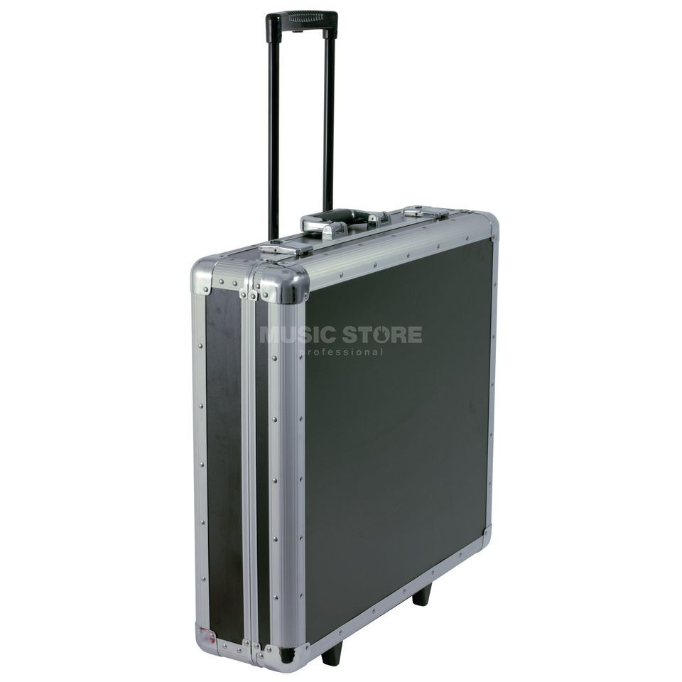 Reloop 200er Trolley CD Case zwart Club Series Productafbeelding