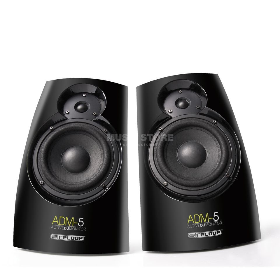 Reloop ADM-5 (Pair) Active DJ-Monitors Изображение товара