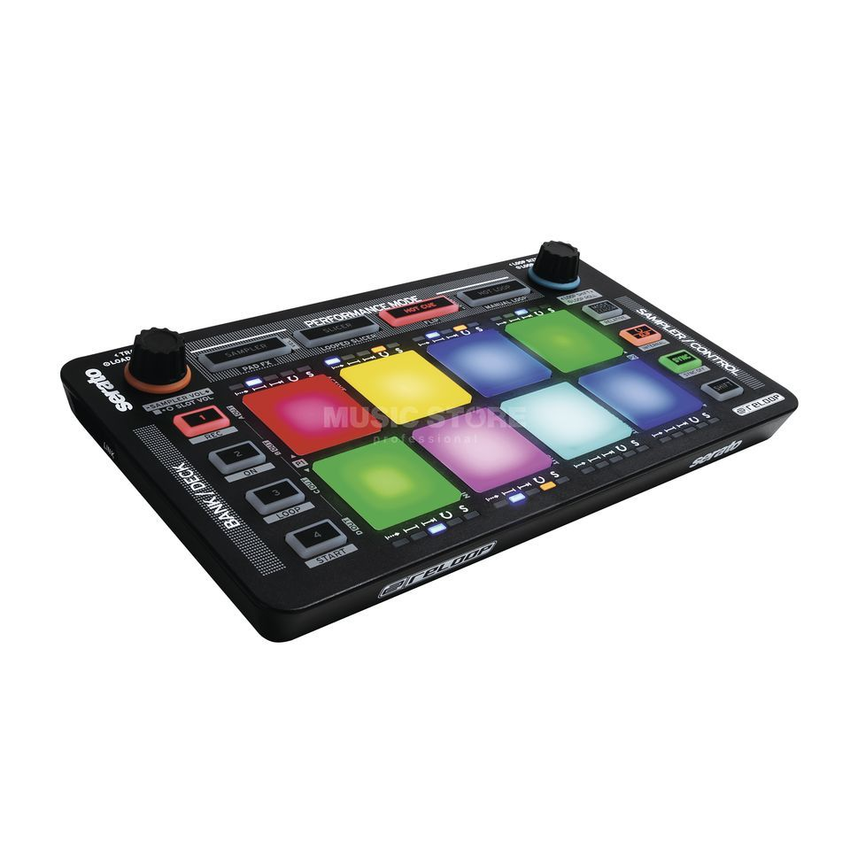 Reloop Neon Serato DJ Pad-Controller Product Image