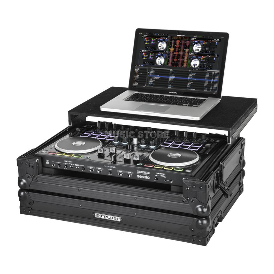 Reloop Terminal Mix 8 Case LED  Productafbeelding