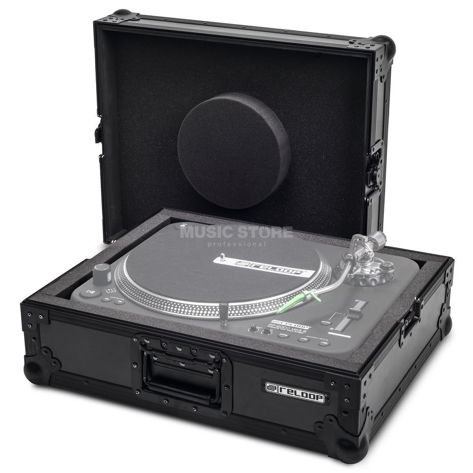 Reloop Turntable Case Black  Produktbillede